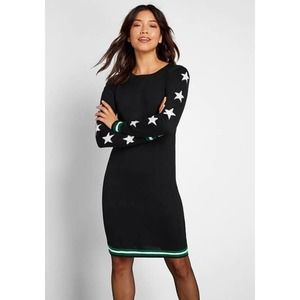 Modcloth Sugarhill Brighton Star Quality Dress